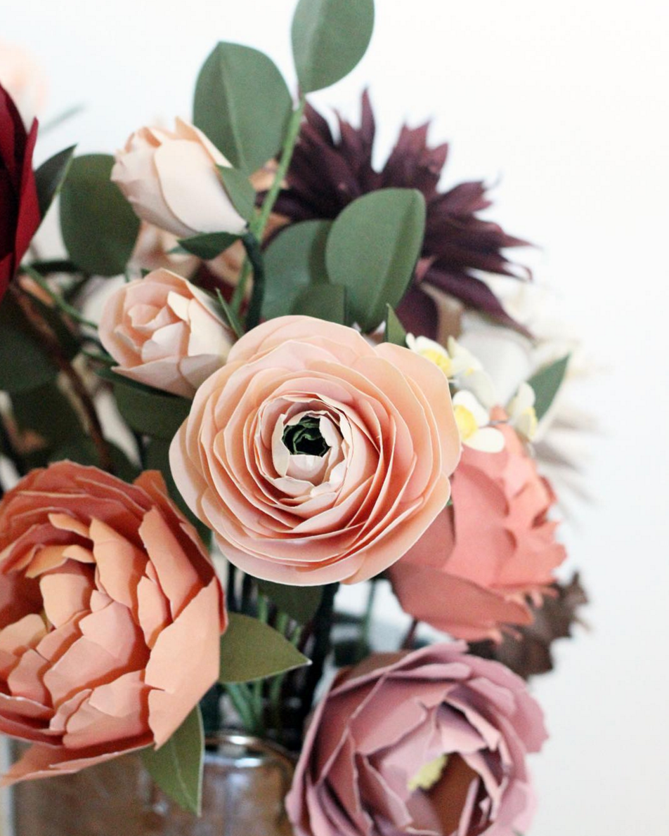 26 Paper Flower Artists To Follow On Instagram Designsponge