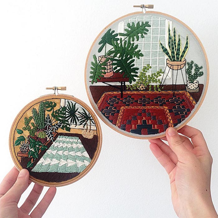 18 Embroidery Instagram Feeds To Follow Designsponge