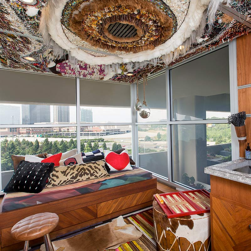 Art & Design Students Re-Imagine Micro Living, Design*Sponge