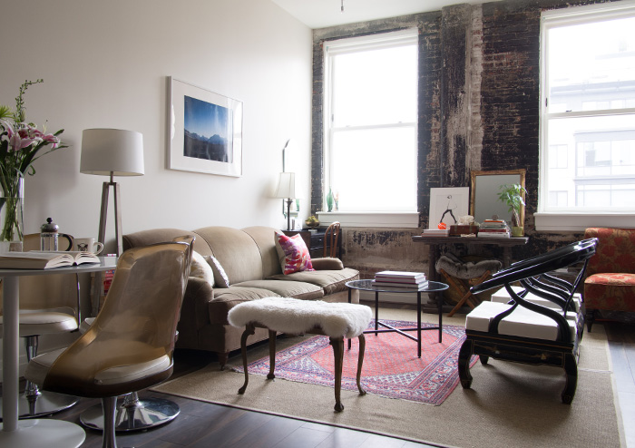 The Eclectic Home of Two Washington, D.C. Go-Getters, Design*Sponge