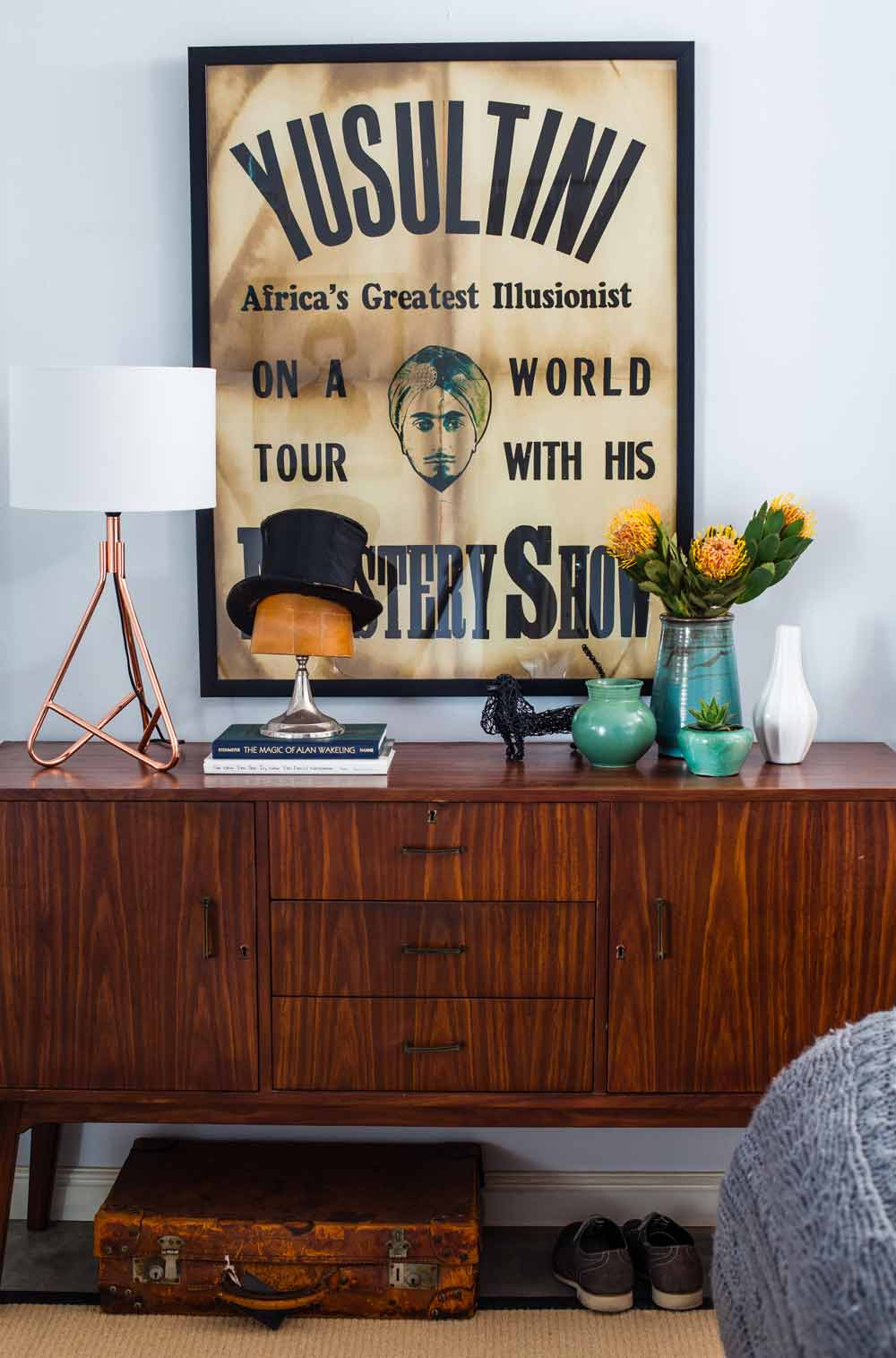 Doing It His Way In Cape Town, South Africa, on Design*Sponge