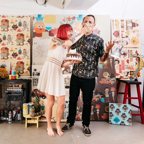 What's In Your Toolbox: DABSMYLA, on Design*Sponge