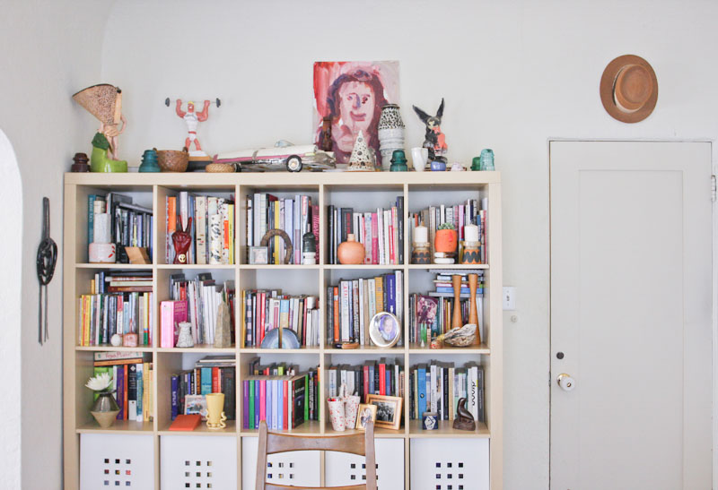 A Fine Artist's Playfully Curated Home in Los Angeles | Design*Sponge