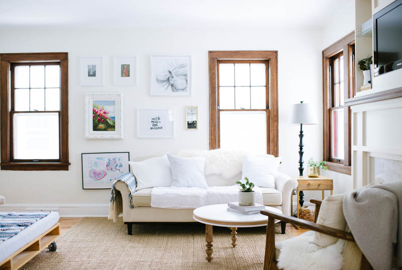 A Charming, Minimal and Character-Filled Family Home in Saint Paul, MN