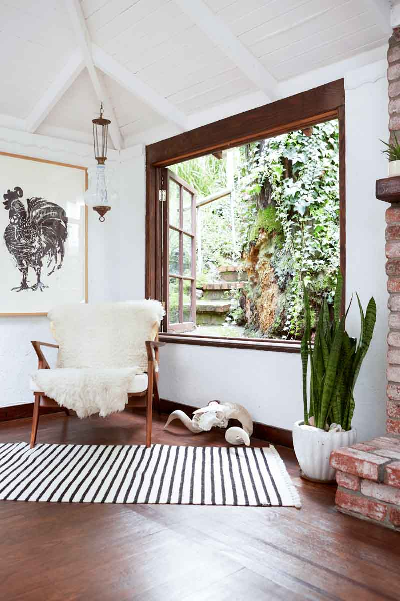 A 1900s Cabin In The California Wilderness Design Sponge