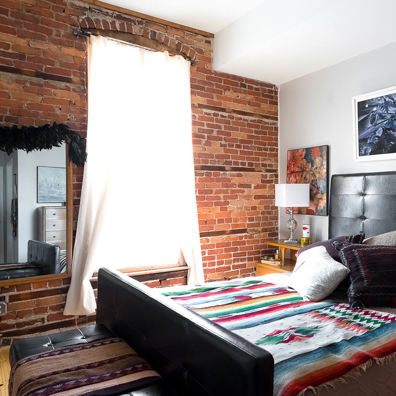A Rustic Rental in Detroit's Oldest Surviving Neighborhood, Design*Sponge