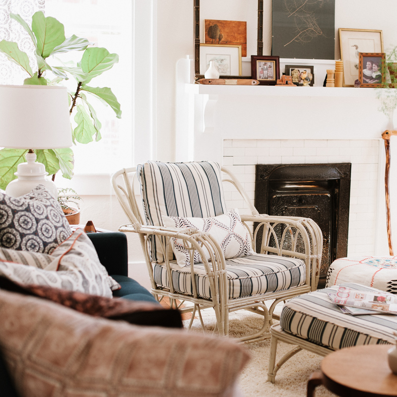 A Textile Designer S Layered Abode In
