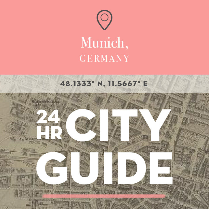 MUNICH24hourcityguide