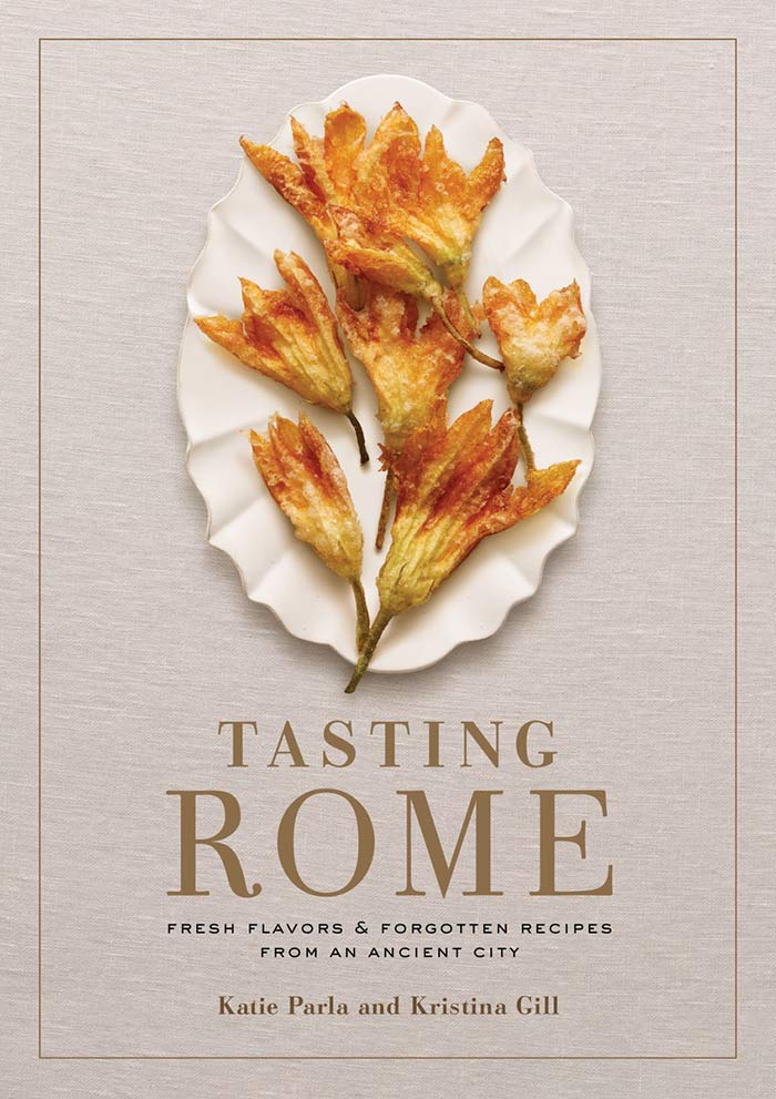 Behind the Scenes of Tasting Rome on Design*Sponge