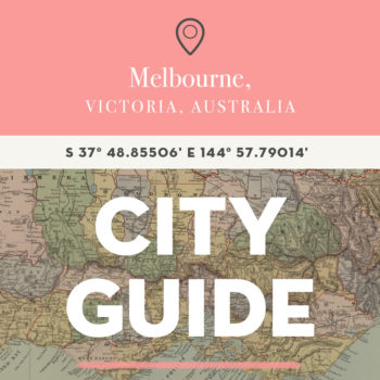 Melbourne, VIC, Australia City Guide