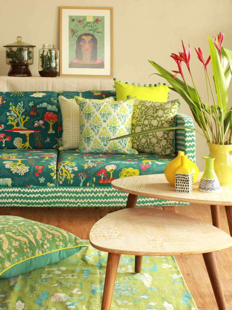10 Indian Textile Brands on Design Sponge