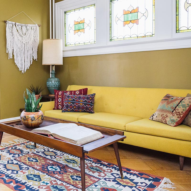 Statement Pieces Breathe New Life Into a New Jersey Victorian, Design*Sponge