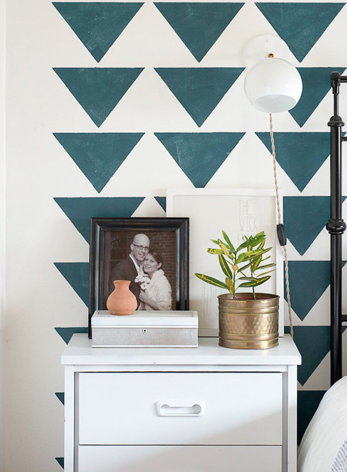 Geometric Patterns Perk Up a Mid-Century Home in Oregon, Design*Sponge