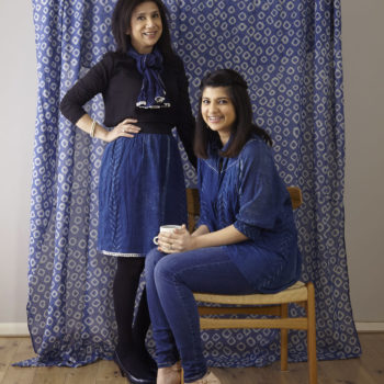 Behind The Scenes: Creating Napeansea, an Indian-Inspired Brand