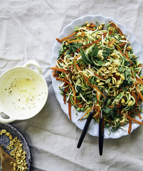 In the Kitchen With: Great Lower-Carb Dishes