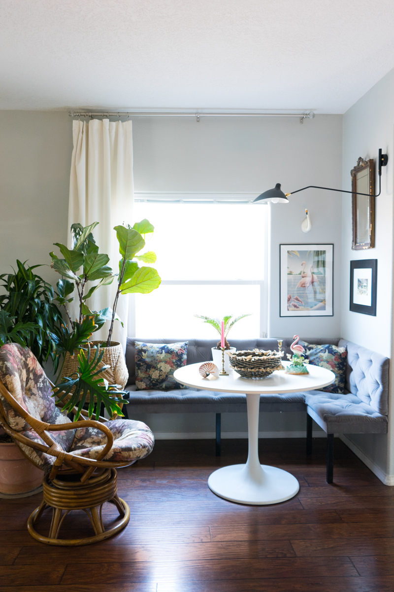 Infusing Color, Life, and DIY Charm to a Cookie-Cutter Family Home in Albuquerque, New Mexico