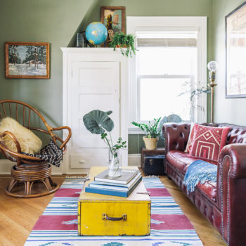 Statement Pieces Breathe New Life Into a New Jersey Victorian