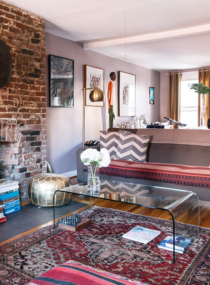 In This Jewelry Designer's Townhouse, Anything Goes, Design*Sponge