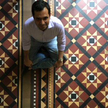 Studio Tour: Bharat Tiles