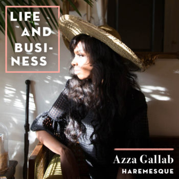 Creating Aromatic Experiences with Azza Gallab