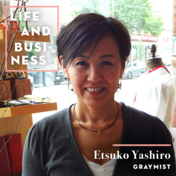 1 Dream, 10 Years, and Thousands of Baskets Later with Etsuko Yashiro