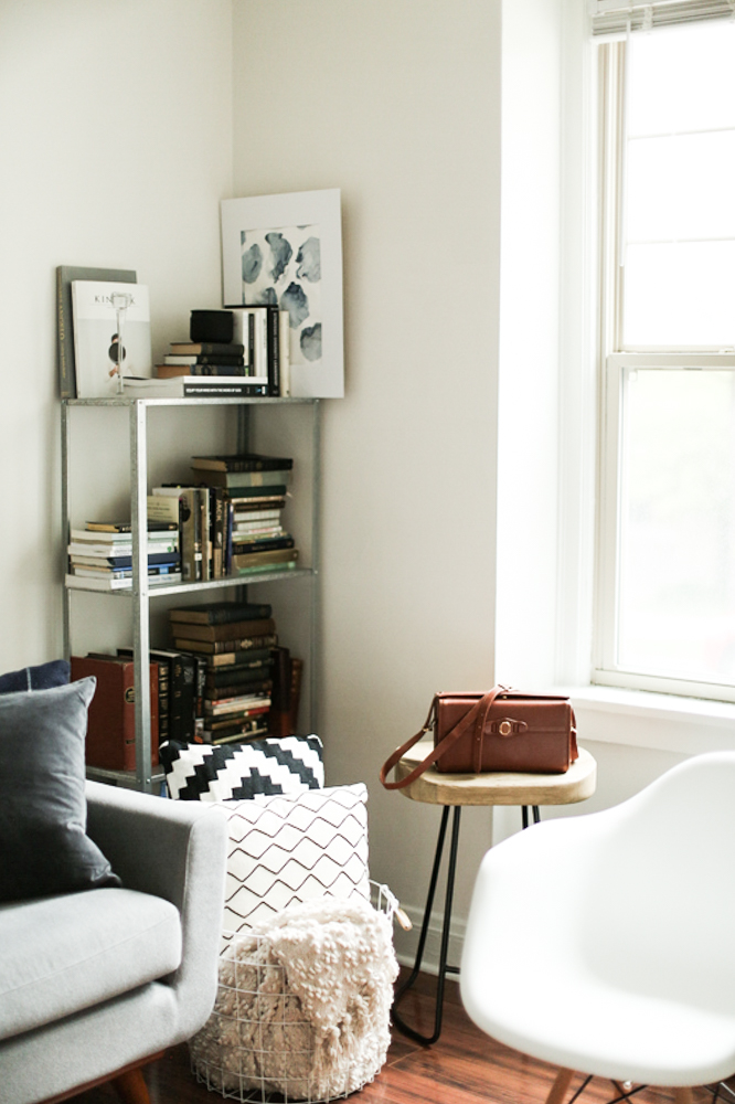 Two Worlds Contrast and Collide in This Humble Minneapolis Apartment Filled With Simple Pleasures