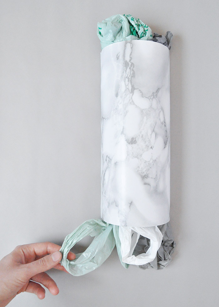 Diy Plastic Bag Holder  U2013 Design Sponge