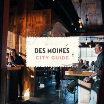 24 Hours in Des Moines, Iowa