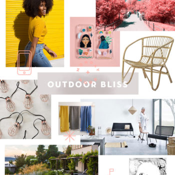 Monday Mood: Outdoor Bliss