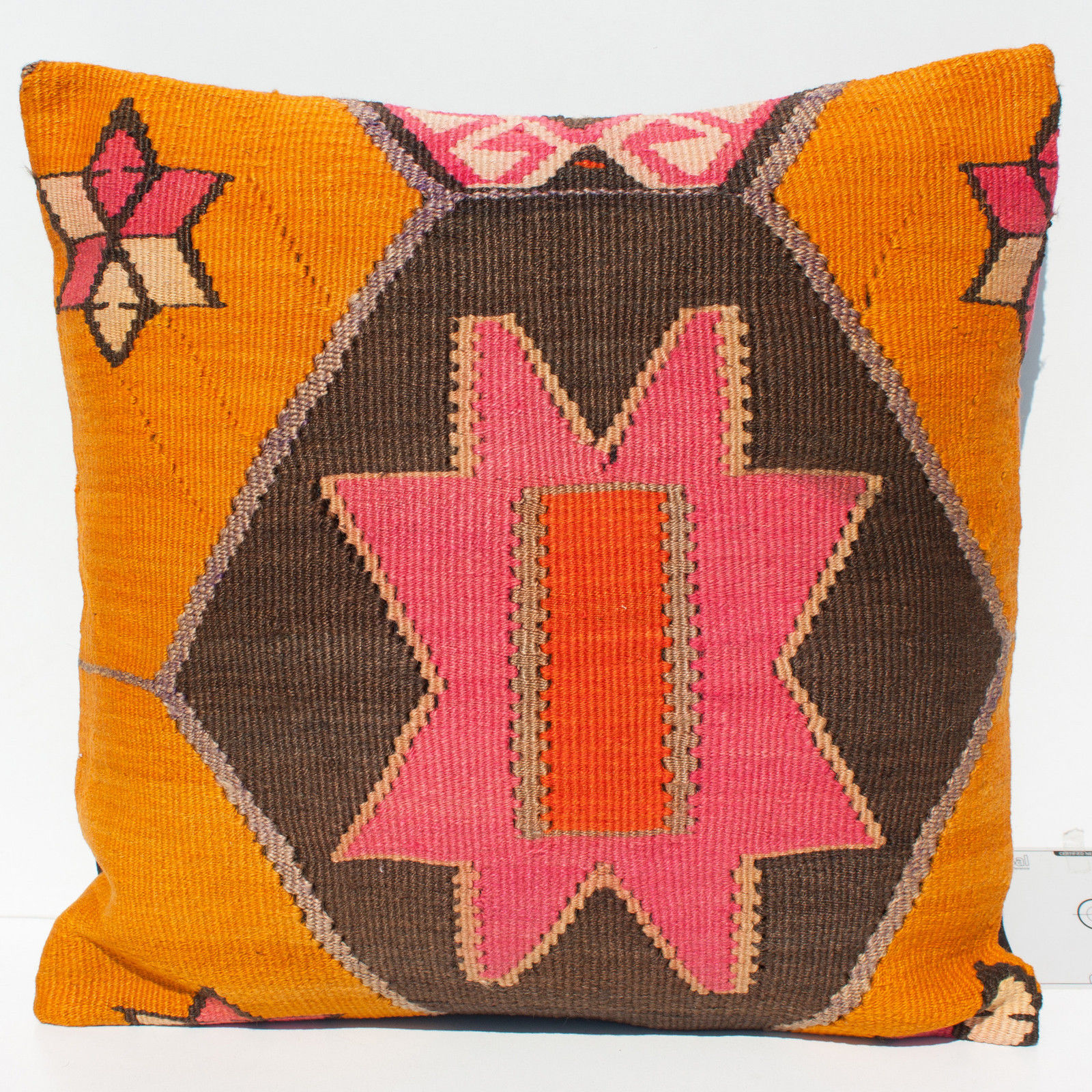patchwork decor kilim rustic cover inch pillow pin anatolian cm