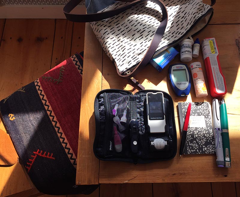 """Life with Type 1 Diabetes  Finding My New """"Normal"""" + Embracing a New ... 41f8a70a8368f"""