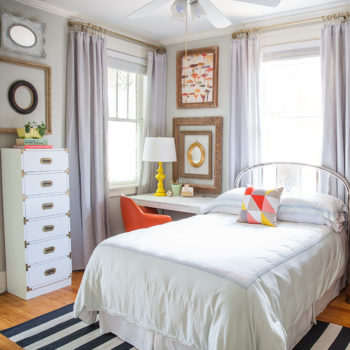 A Bungalow Full of Thrifty Finds & Charming Surprises