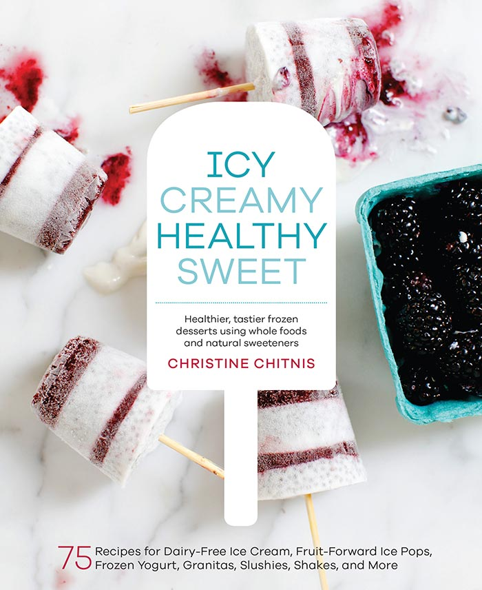 Icy Creamy Healthy Sweet Cover