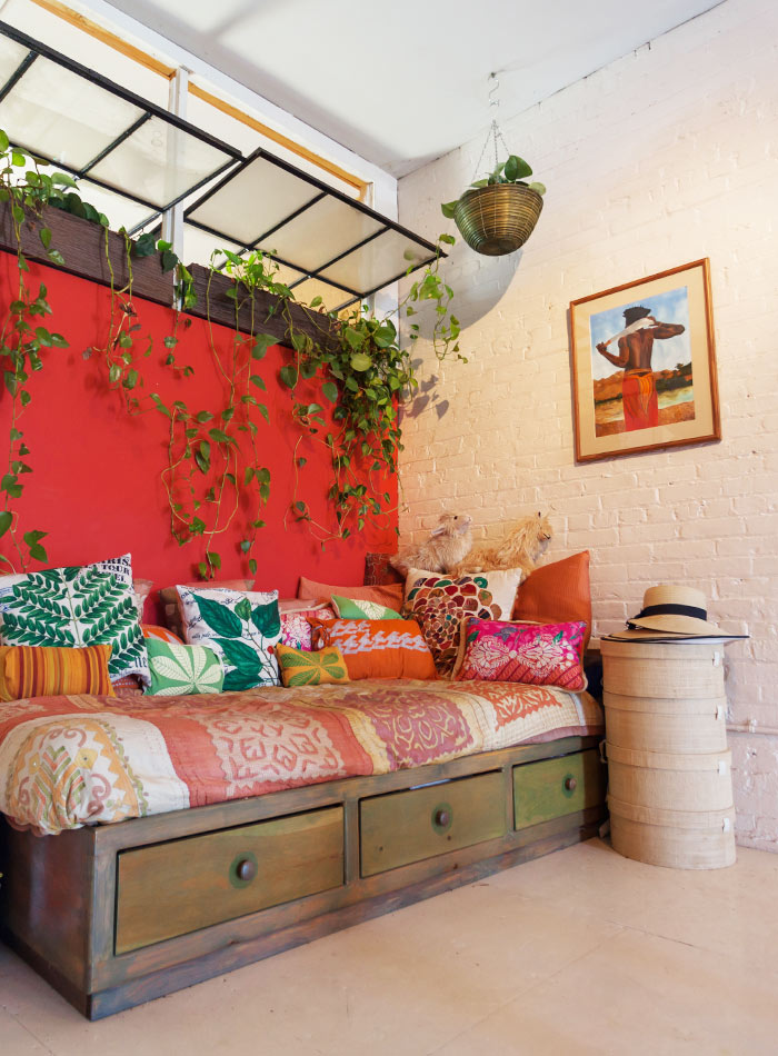 A Plant Lover\'s Secret Garden in the Middle of Brooklyn – Design ...