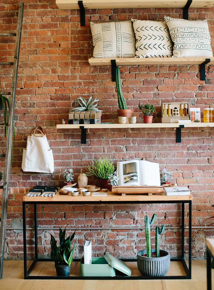 Shop Tour: Forage + Sundry, Design*Sponge