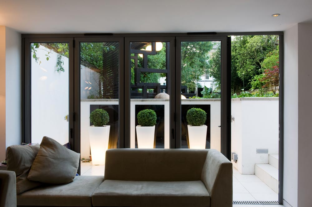 Before & After: A Modern Japanese Garden in North London, on Design*Sponge