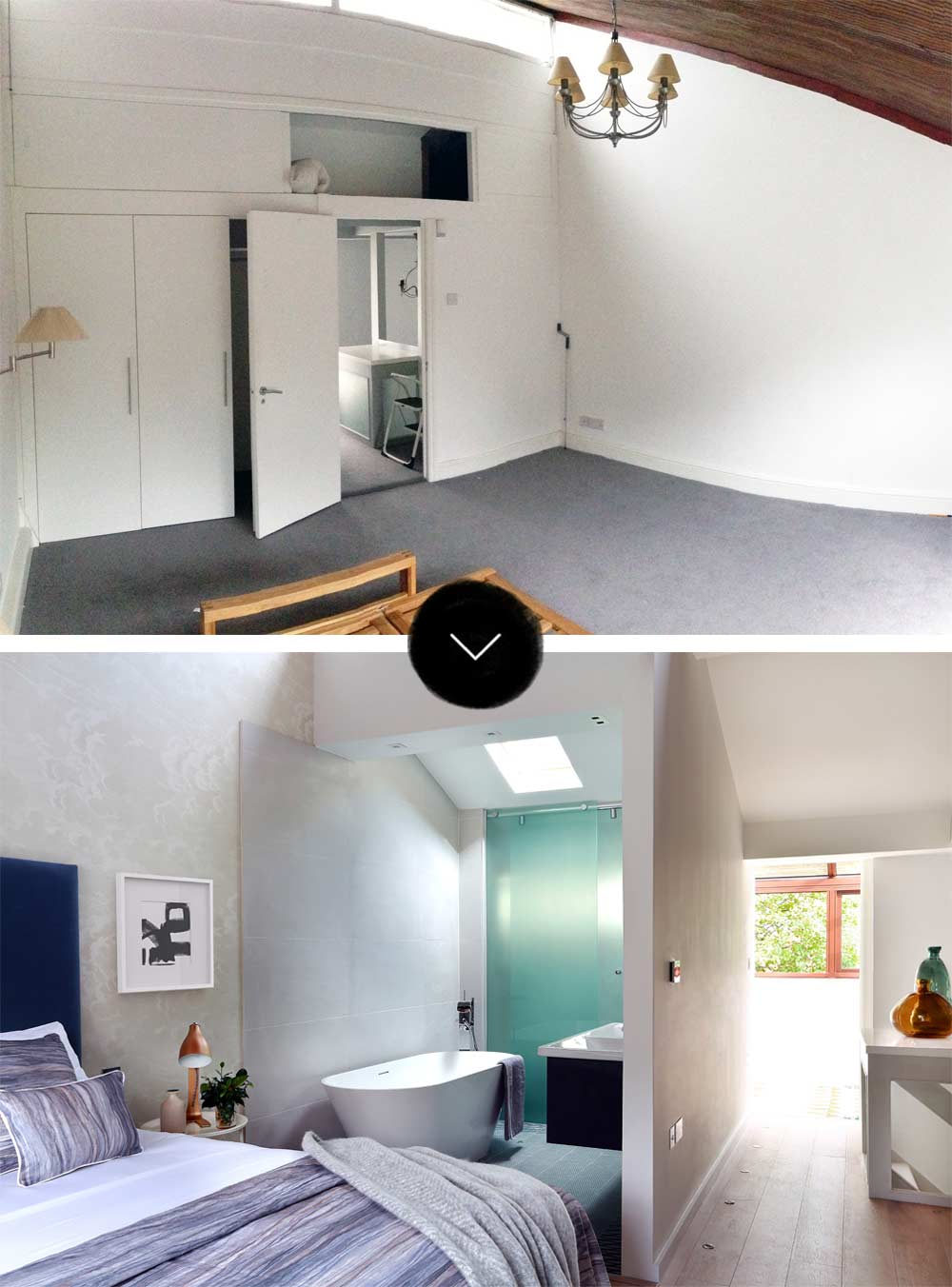 Before & After: Southwood Home Renovation by LLI Design in London, on Design*Sponge