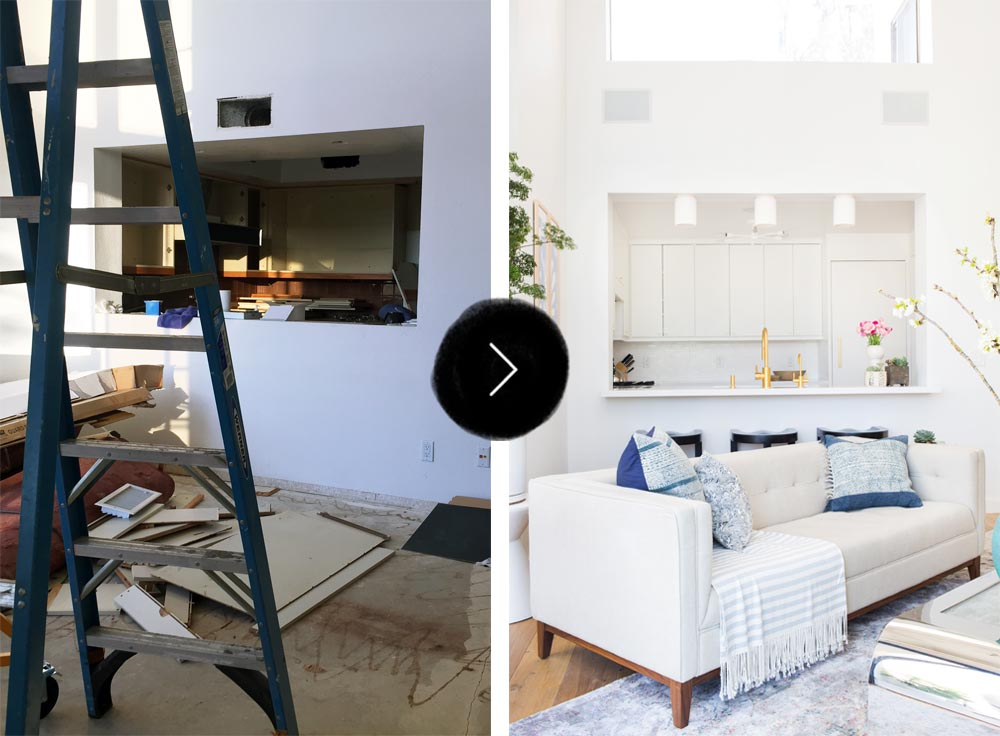 Before & After: Designer Orlando Soria Renovates His Very Own