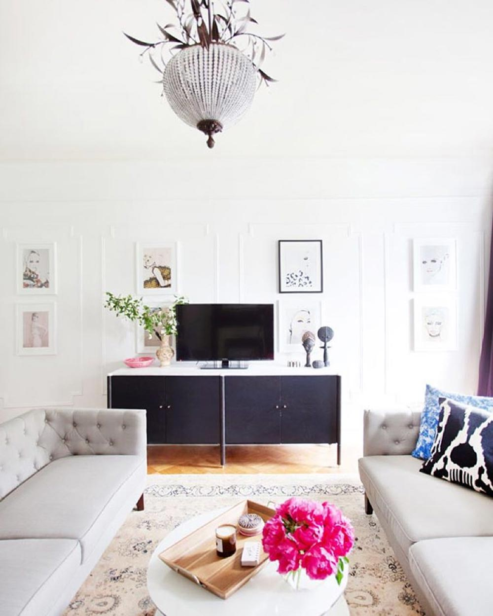 Delightful 15 Fabulous Interior Designers To Follow On Instagram, On Design*Sponge