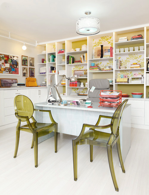 15 Home Offices Sure to Inspire Creativity on Design*Sponge