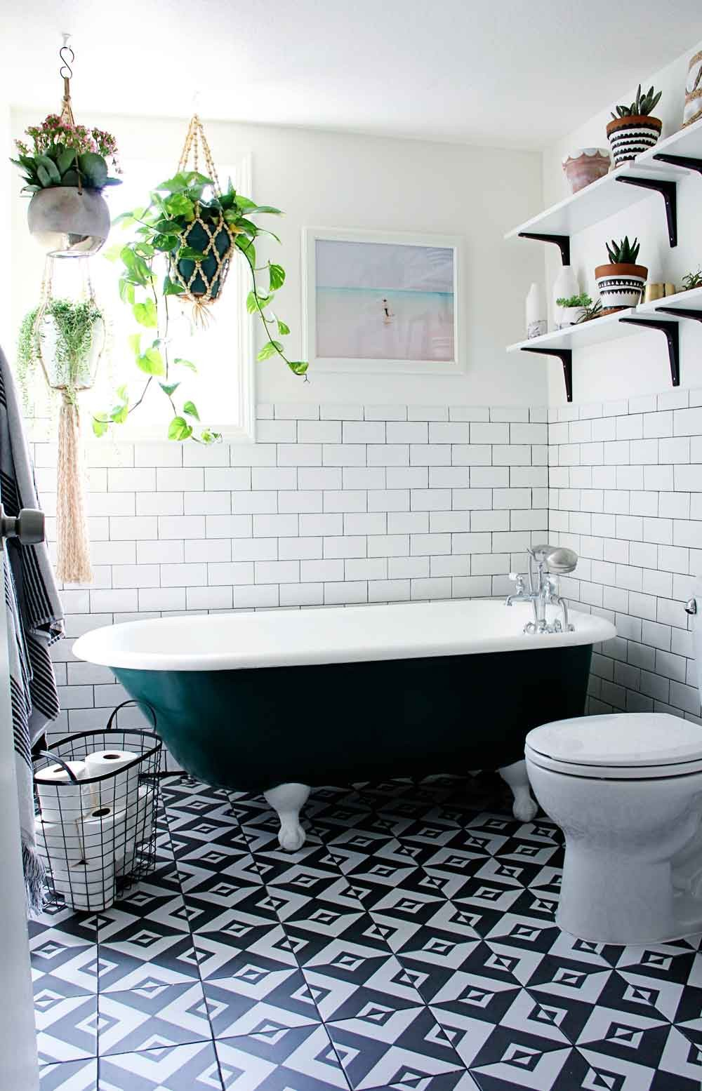 12 Glorious Ways to Use Tiles in a Room – Design*Sponge