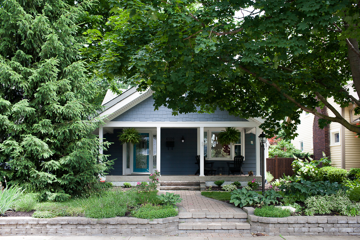 A Vibrant, Playful Home for a Creative Family in Indianapolis | Design*Sponge