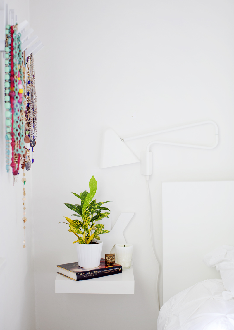 Bedroom Tour of Karla Dreyer on Design*Sponge