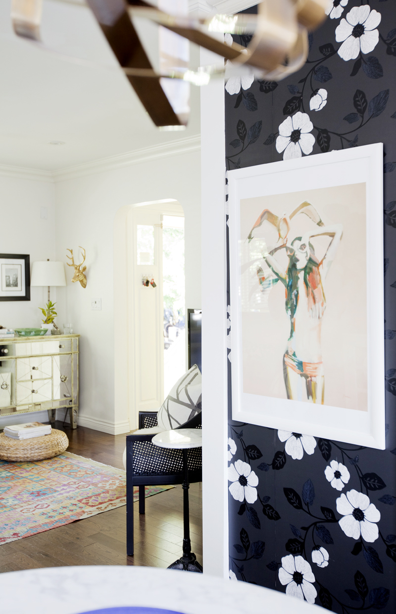 House tour of Karla Dreyer at Design*Sponge