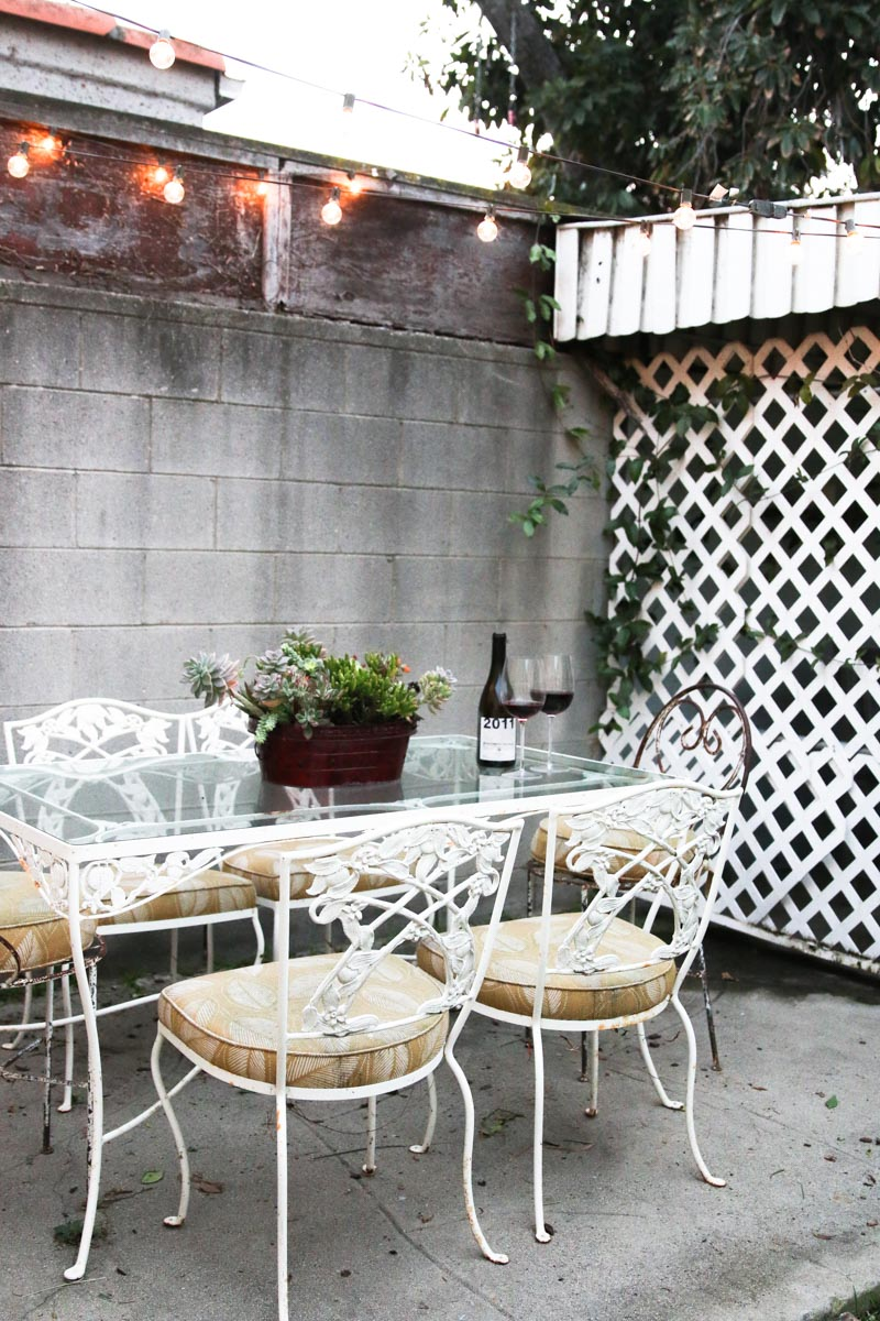 Spanish Style Patio Furniture. 14 Envy Inducing Outdoor Spaces On  Design*sponge Spanish