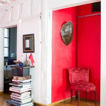 12 Red, White & Blue Interiors For The Fourth