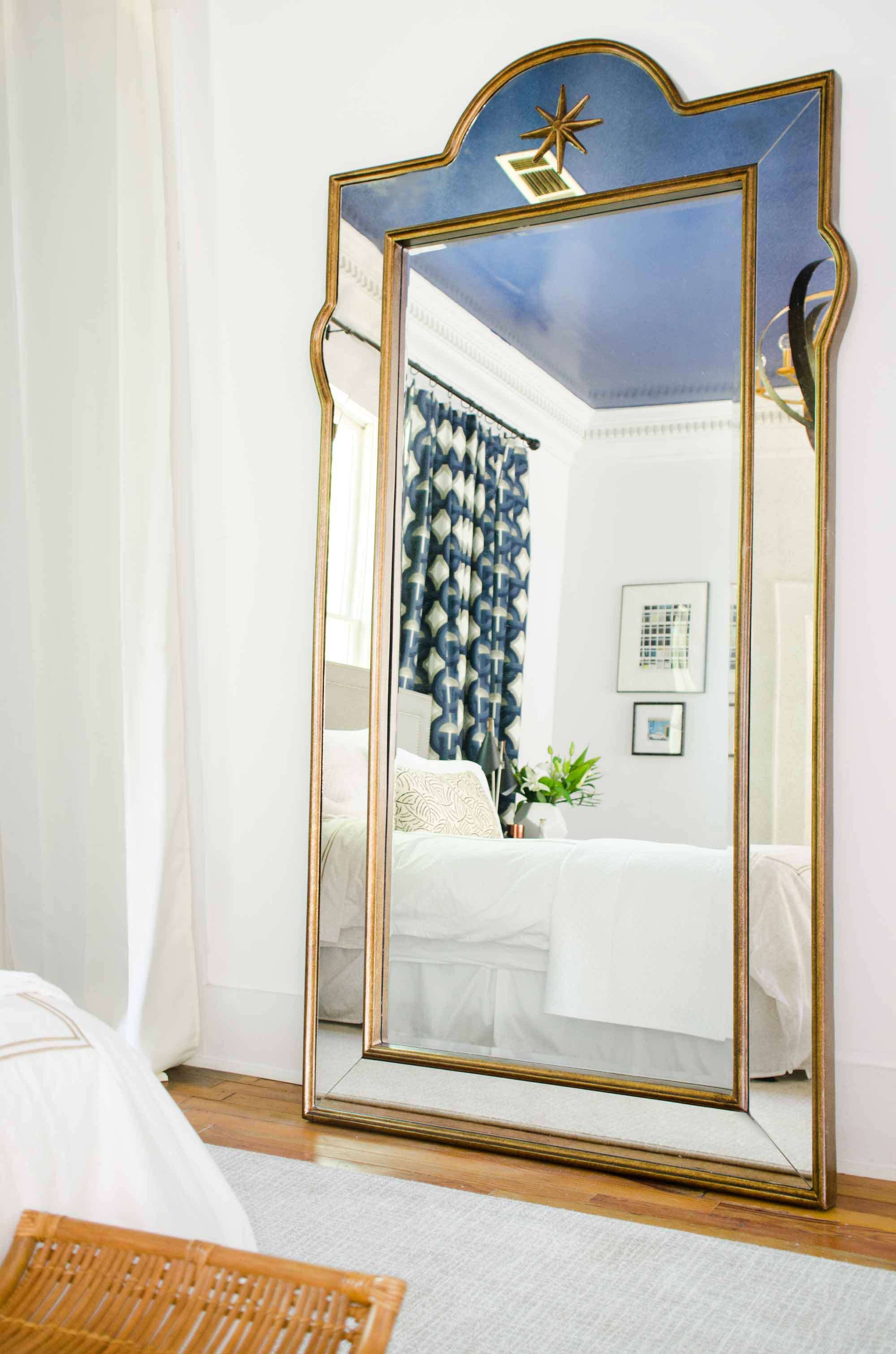 Before & After: Going Glam in a Bachelor Pad Bedroom on Design*Sponge