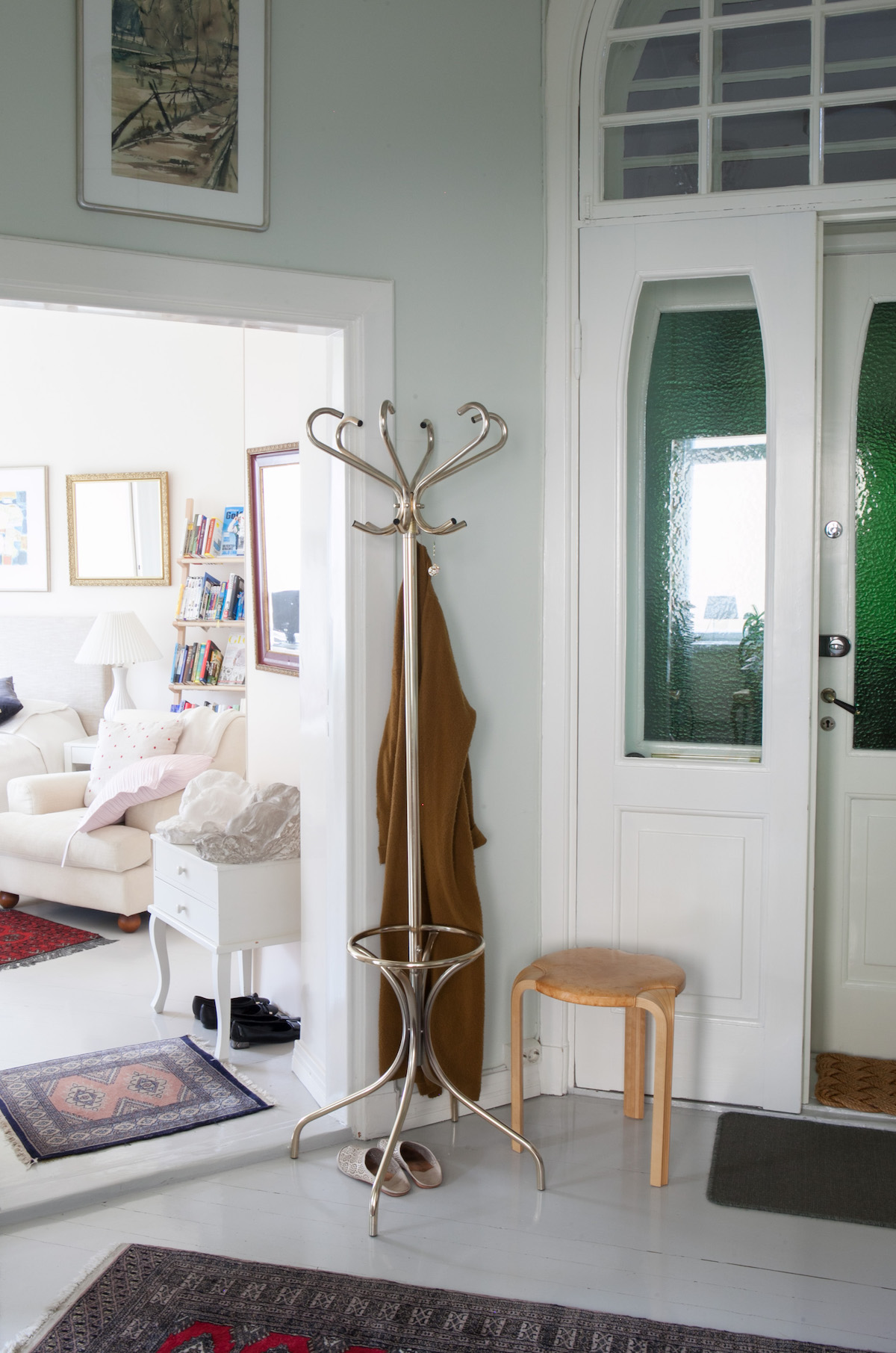 Old Meets New in An Art Nouveau Home In Helsinki, Finland – Design ...