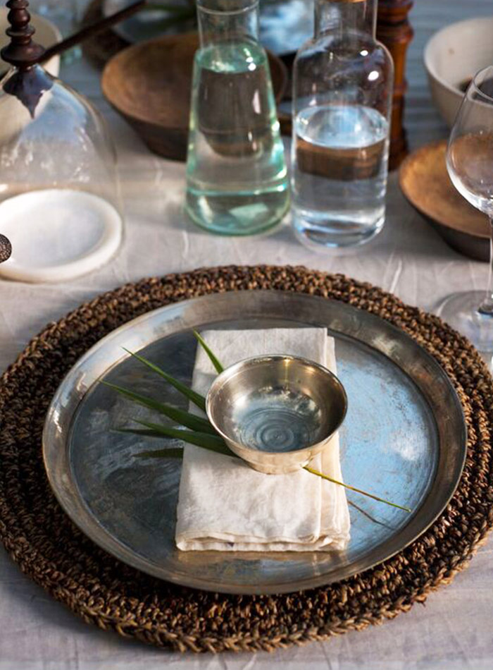 5 Summer Tablescapes Direct from India, Design*Sponge