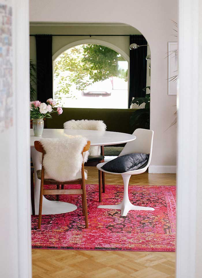 Abi and Ryan's Oakland home tour from Design* Sponge